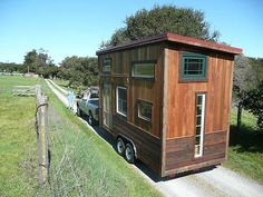 Thoughts On Roof Design Tinyhouses