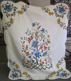Tree of Life Quilt  #treeoflife #quilt