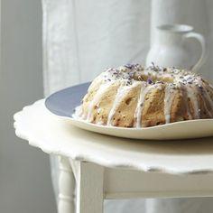 Amber Rose Lavender & Honey Tea Cake - Healthy & Easy Recipes