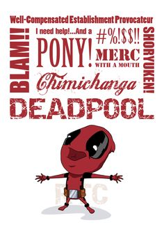 ... on Pinterest | Deadpool Funny, Deadpool Humor and Deadpool Facts