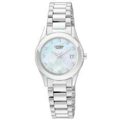 Ladies' Citizen Quartz Date Watch Citizen. $89.99