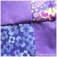 Quilting Tip: How to get your patchwork seams to match up perfectly  #patchwork #quilting
