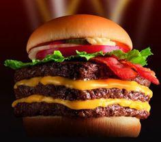 Wendy's Burger  !!!!!