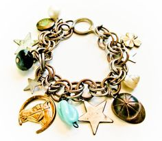 Check out the deal on Derby Charm Bracelet at Eco First Art