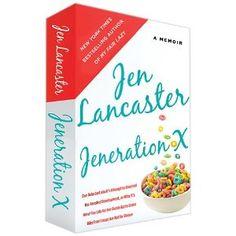 Love Jen Lancaster!