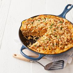 This hearty noodle casserole contains all the same great flavors of a classic French onion soup, but in an easier dish to make and to eat. #myplate #grains #dairy #protein