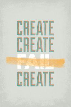 Create Create Fail Create