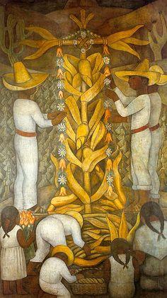 Diego Rivera | The Corn Festival