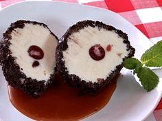 Tartufo Recipe : Brian Boitano : Food Network - FoodNetwork.com
