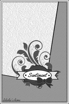 Card sketch - Scrapbook.com