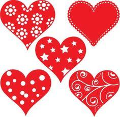 Free SVG Hearts