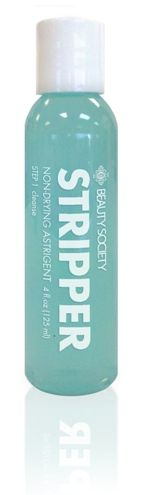 """STEP 1 CLEANSE: Let """"Stripper"""" give you an ultra-clean show! This product will instantly reduce redness, remove congestion from pores & dry up blemishes without drying your skin! $21.50"""