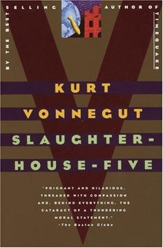 Vonnegut...so it goes...