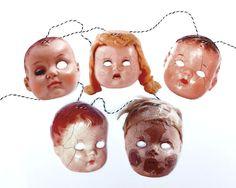 Creepy Halloween Garland,
