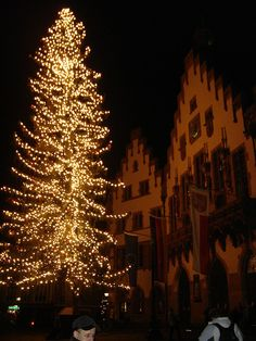 Christmas in Frankfurt, Germany