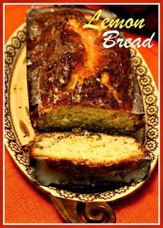 Sweet Tea and Cornbread: Lemon Bread!