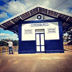 #Cordisburgo #MG #MinasGerais #train #station #trem  - @viniciusyamada- #webstagram
