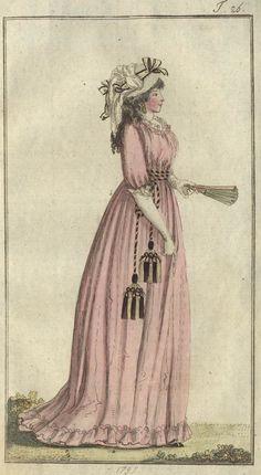 September 1795 Journal des Luxus und der Moden