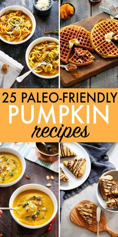 25 Paleo-Friendly Pu