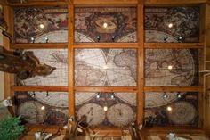 creative ceiling idea.