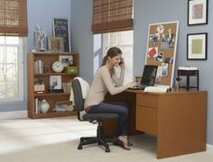4 steps to create an organize study space.