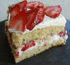 Love strawberry shortcake