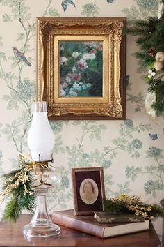 oil lamp, english cottag, victoria magazin, offgrid live, decor lantern