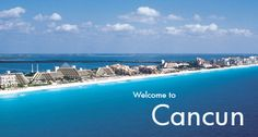 Cancun Mexico  Get and all inclusive hotel!  You can hop from hotel to hotel