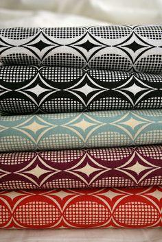 Momo ovals pattern