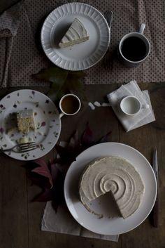 vanilla cake, brown butter buttercream