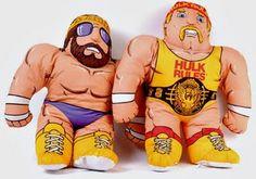 WWF Wrestling Buddy