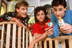 14 Things We Learned From Bob Saget, John Stamos And Dave Coulier's Reddit AmA