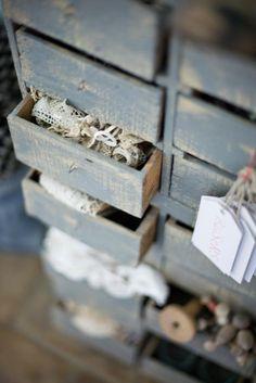 ~ love little drawers