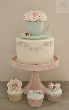 Edible Teacup & Saucer