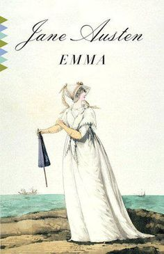 """Vanity working on a weak head, produces every sort of mischief."" --from EMMA by Jane Austen"