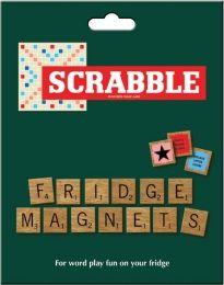 scrabbl fridg, teacher gifts, crafting refrigerator magnets, gift ideas, scrabble tiles, fridg magnet, handmade gifts, kid, scrabble letters