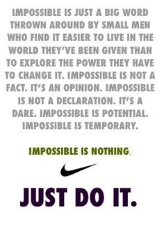 Nothing is impossible. - Kiwi Fit: Guest Post: Food Labeling