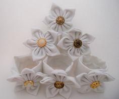 100 Delightful Handmade Napkin Rings Made to Order by ReThinkMe