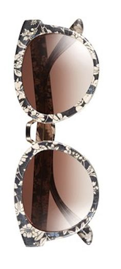 TOMS vintage inspired floral sunglasses http://rstyle.me/n/fpp58nyg6