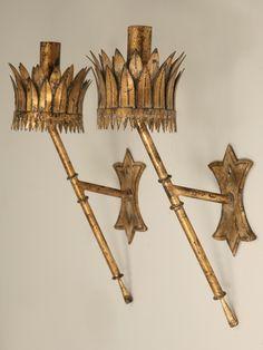 iron sconc, iron crown, italian iron