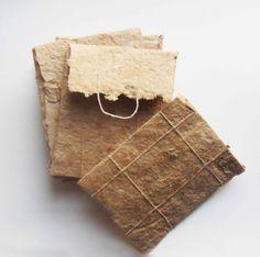 Handmade Paper from UselessPaper