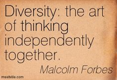 Quotes About Diversity Quotesgram