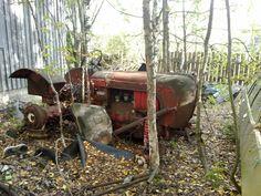 Porche traktori, Facebook: S. Hautamäki