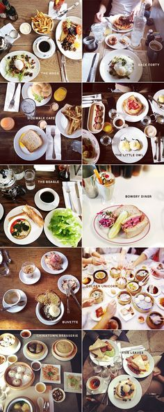 NYC brunch guide