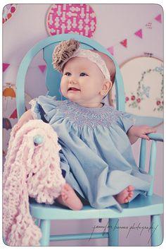 vintage baby dress. vintag smock, smock babi, vintage, babi dress, vintag babi, baby dresses
