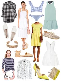 summer essentials list
