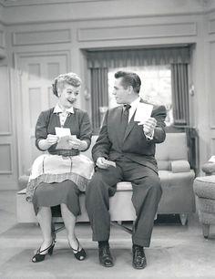 I Love Lucy, Lucille Ball, Desi Arnaz