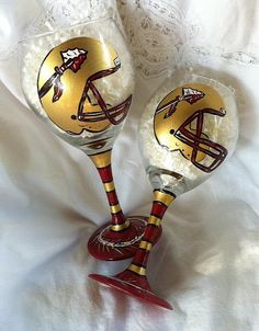 Florida State Wine Glass.  Love these!!!