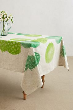 Paradise Cove Tablecloth - anthropologie.com