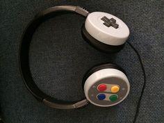 Nintendo headphone